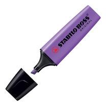 ปากกาเน้นข้อความ สตาบิโลบอส สีม่วง