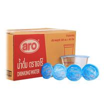 น้ำดื่มชนิดถ้วย ARO (48 ถ้วย/ลัง)