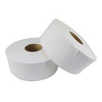 Scott JRT กระดาษชำระม้วนใหญ่ 2 ชั้น 300 ม. (12 ม้วน/กล่อง)