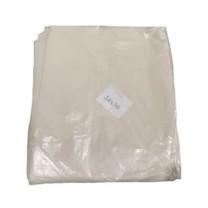 ถุงขยะ สีขาว ขนาด 24 x 30 นิ้ว (1 กก./แพ็ก)