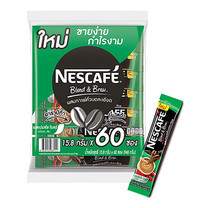 กาแฟ 3 in 1 เนสกาแฟ เอสเพรสโซ่ 15.8g.(1x 60ซอง)