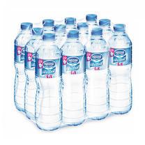 น้ำดื่ม NESTLE Pure Life 0.6 ลิตร (แพ็ค 12 ขวด)
