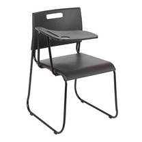 เก้าอี้อเนกประสงค์ Workscape ZR-1026P สีดำ