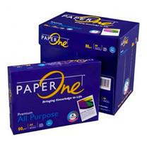 กระดาษถ่ายเอกสาร Paper One 80/500 A4 (กล่อง 5 รีม)