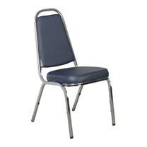 เก้าอี้จัดเลี้ยง APEX APW-001 หนังเทียม สีกรมท่า