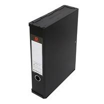 แฟ้มกล่องอเนกประสงค์ ตราช้าง U-BOX 01 สีดำ
