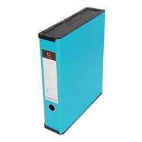 แฟ้มกล่องอเนกประสงค์ ตราช้าง U-BOX 01 สีฟ้า