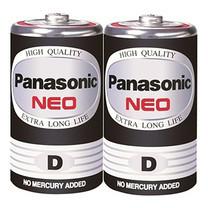 ถ่านพานาโซนิค NEO R20NT/2SL D(แพ็ค 2 ก้อน)