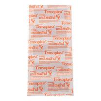 พลาสเตอร์ยา เทนโซพล๊าส ผ้าสีน้ำตาล (100 แผ่น/กล่อง)