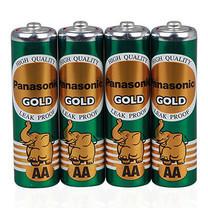 ถ่าน PANASONIC GOLD R6GT/4SL AA (4 ก้อน/แพ็ก)