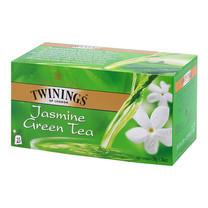 ชาอังกฤษ ทไวนิงส์ Jasmine Green Tea (1.8 กรัม x 25 ซอง)