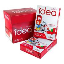 กระดาษถ่ายเอกสาร IDEA WORK 80/500 A4 (กล่อง 5 รีม)