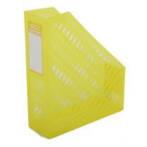 กล่องเอกสารพลาสติก ORCA BF-93 เหลืองใส