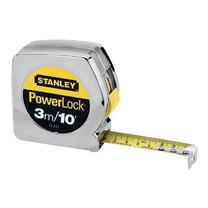 ตลับเมตร PowerLock ยาว 3 เมตร STANLEY รุ่น 33-231