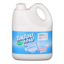 น้ำยาล้างจาน ไลปอนเอฟ 3,600 มล.