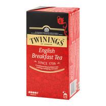ชาอังกฤษ 2 กรัม (กล่อง25ซอง) ทไวนิงส์ English Breakfast