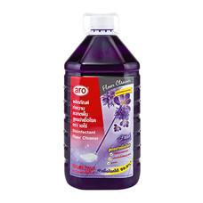น้ำยาถูพื้นสูตรฆ่าเชื้อ ARO สีม่วง ขนาด 5,200 มล.