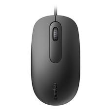 เม้าส์ออฟติคัล RAPOO MSN200 สีดำ