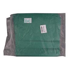 ถุงขยะ สีเขียว 30x40