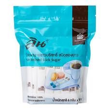 น้ำตาลทรายขาวลิน ชนิดซอง (50 ซอง)