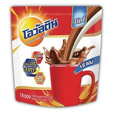 เครื่องดื่มช็อคโกแล็ตโอวัลติน 3in1ขนาด 29 กรัม (1x16)