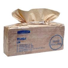 กระดาษเช็ดทำความสะอาด WYPALL L30 POP UP(แพ็ค100แผ่น)