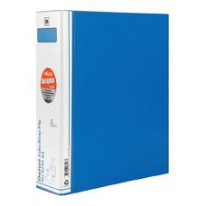 แฟ้มคลิปสปริง ตราช้าง 8250 สัน 5 ซม. สีน้ำเงิน