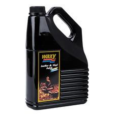 น้ำยาดูแลรักษาเครื่องหนัง WAXY ขนาด 3 ลิตร (ชนิดแกลลอน)