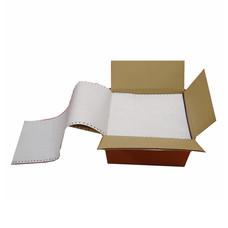 กระดาษต่อเนื่อง ROXY 9x5.5