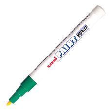 ปากกาเพ้นท์ ยูนิ รุ่น PX-21 สีเขียว