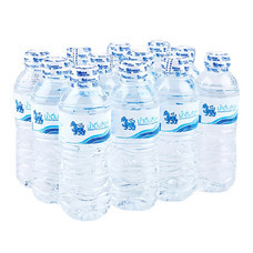น้ำดื่มสิงห์ 0.33 ลิตร ( แพ็ค 12 ขวด )