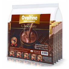 เครื่องดื่มช็อคโกแล็ต โอวัลตินสวิส ริช (กล่อง 50 ซอง)