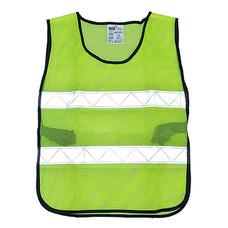 เสื้อจราจรสะท้อนแสง YAMADA YMD GR-6045Uสีเขียว