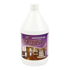 น้ำยาเก็บฝุ่น ดีแบค (แกลลอน 3.8 ลิตร)