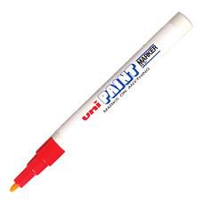 ปากกาเพ้นท์ ยูนิ รุ่น PX-21 สีแดง