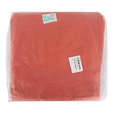 ถุงขยะ สีแดง 30x40