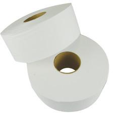 กระดาษชำระม้วนใหญ่ JRT SAVEPAK มีลายปรุ 1 ชั้น x 4 ม้วน