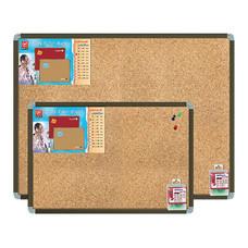 กระดานบอร์ดไม้ก๊อก โรบิน 90 x 120 ซม.