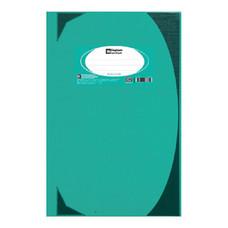 สมุดบันทึกมุมมัน ตราช้าง 5/100 HC104 70g สีเขียว
