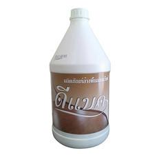 น้ำยาล้างพื้น ลอกแวก 3.8 ลิตร ดีแบค