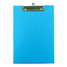 คลิปบอร์ดพลาสติกพีพี ออร์ก้า A4สีน้ำเงินเข้ม