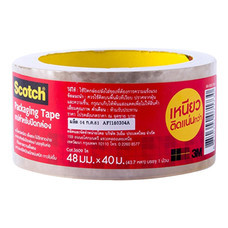 เทป OPP SCOTCH 1.88x43.7y สีใส
