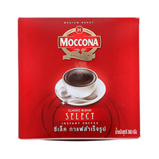 กาแฟมอคโคน่า ซีเล็ก 360 กรัม(กล่องแดง)