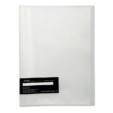 แฟ้มโชว์เอกสาร อี-ไฟล์ รุ่น 720A ขนาด A4 สีใส (40 ซอง)