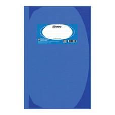 สมุดบันทึกมุมมัน ตราช้าง 5/100 HC102 70g สีน้ำเงิน