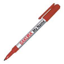 ปากกามาร์คเกอร์ ซากุระ #MyName XYK สีแดง