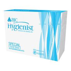 กระดาษเช็ดมือแบบแผ่น BJC Hygienist Special 250 แผ่น (แพ็ค 24 ห่อ)