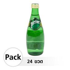น้ำแร่ Perrier 330 มล. (1X24 ขวด)