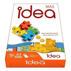 กระดาษถ่ายเอกสาร IDEA แม็กซ์ 70/500 A3