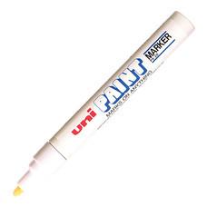 ปากกาเพ้นท์ ยูนิ รุ่น PX-20 สีขาว